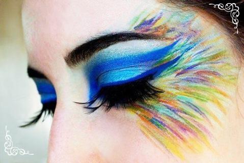 maquiagem-colorida-carnaval-doce-elegancia