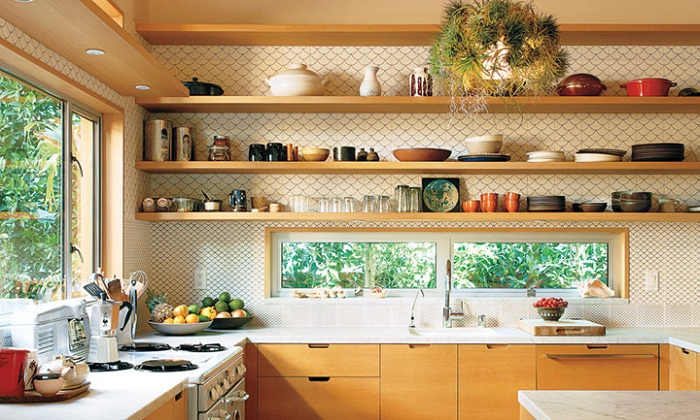 decoracao-de-cozinha-prateleiras