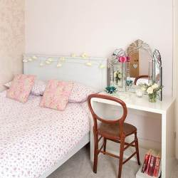Decoração-de-quarto-rosa-com-penteadeira