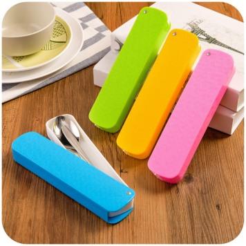 Portátil-de-plástico-modelagem-de-nuvens-Escova-de-dentes-de-viagem-bactérias-respirável-caixa-de-talheres