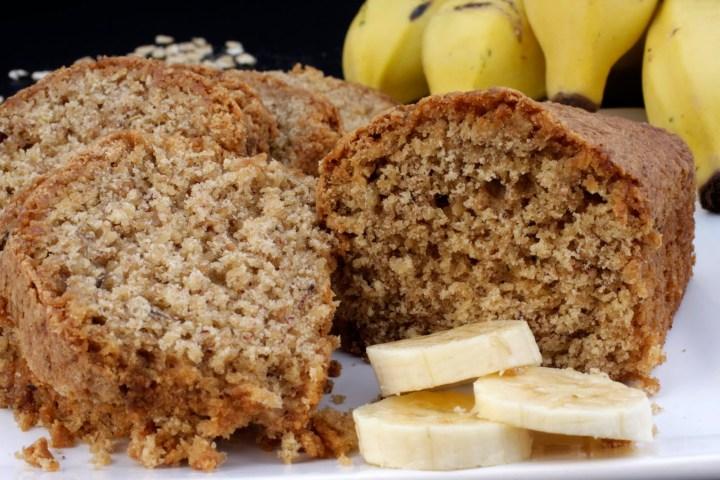 O melhor bolo de banana domundo