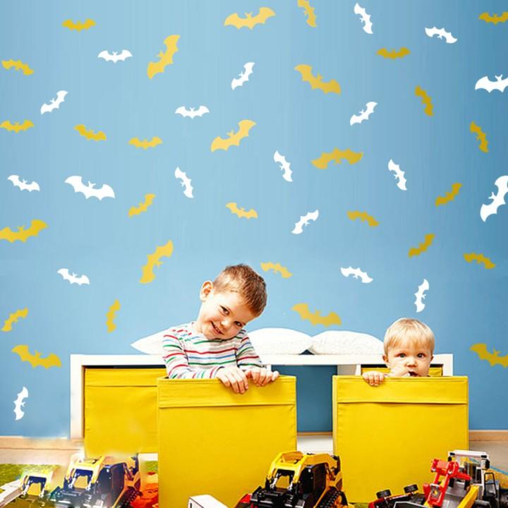 Funlife-Bat-Projeto-Removível-DIY-Mural-Decalques-Stencils-para-o-Dia-Das-Bruxas-Decorações-de-Quarto