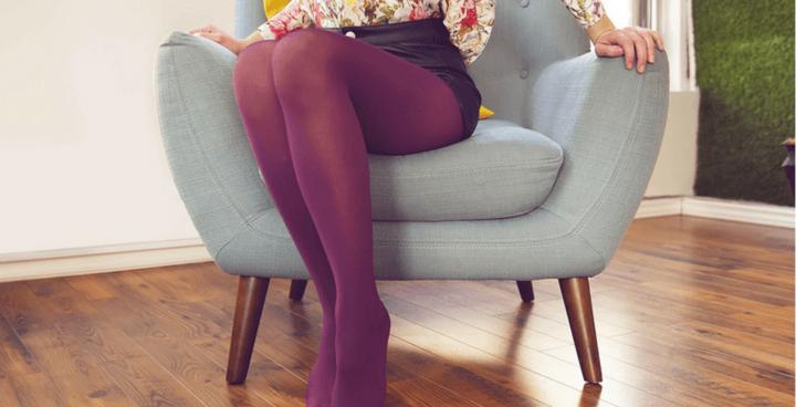 Como usar meia calçacolorida