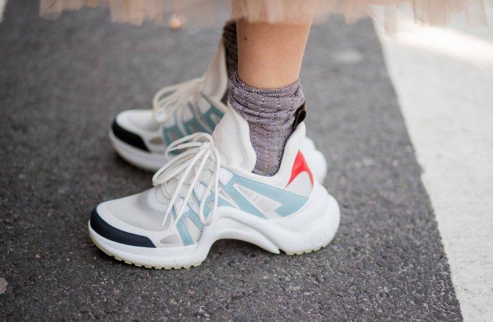 Chunky Sneaker – O feio que étendência
